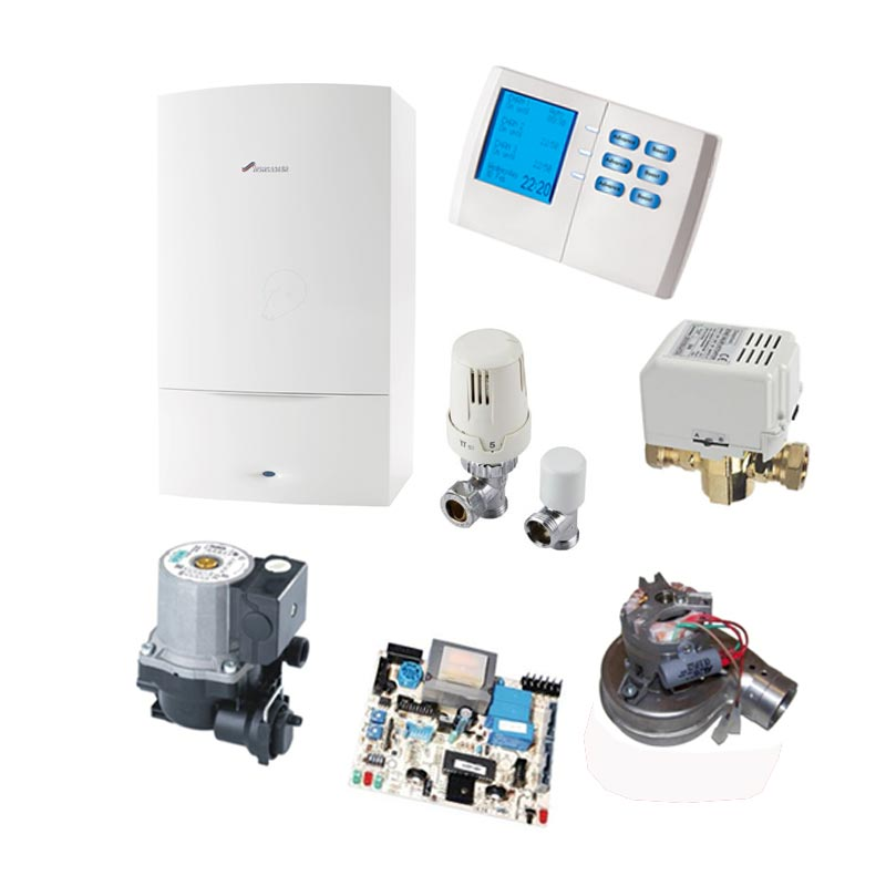 Hampshire Heating Components Homepage